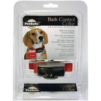 Petsafe dog bark collar