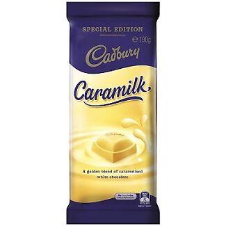 Cadbury Caramilk Chocolate