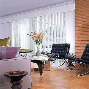 Vertical Blinds 55% OFF!! Practical & Great Value!! Ballajura Swan Area Preview