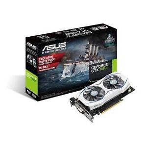 Asus GTX 950 Overclocked (OC) edition Campbell North Canberra Preview