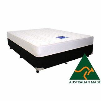 * Free Delivery. Queen size Innerspring Mattress $199 AUS-MADE