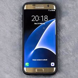 samsung galaxy s7 edge 32gb gold Campsie Canterbury Area Preview