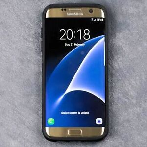 samsung galaxy s7 edge 32gb gold swap for iphone 6s plus Campsie Canterbury Area Preview
