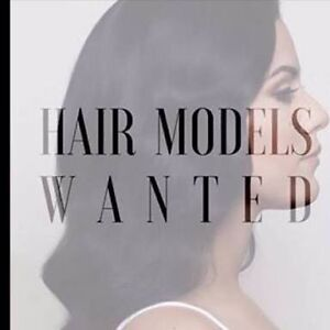 Hair models Shortland Newcastle Area Preview