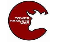 JOIN TOWER HAMLETS WOMEN'S FOOTBALL CLUB - WOMEN/FEMALE PLAYERS WANTED