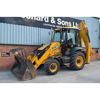 Wanted: Wanted backhoe