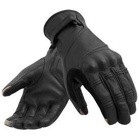 New Motorbike Leather Waterproof Gloves
