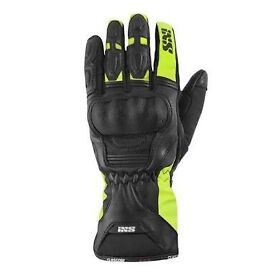 New with hangtags IXS Motorbike Gloves