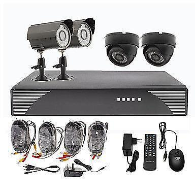 Professional Security Camera System Ebay