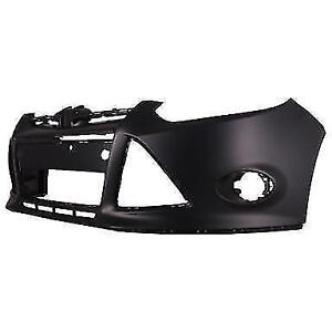 New Painted 2012 2013 2014 Ford Focus Front Bumper