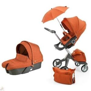 Stokke Xplory Pram / Stroller Broadbeach Waters Gold Coast City Preview