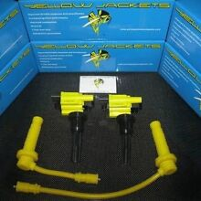 Evolution 7,8,9 yellow jacket upgraded coil packs Mount Annan Camden Area Preview
