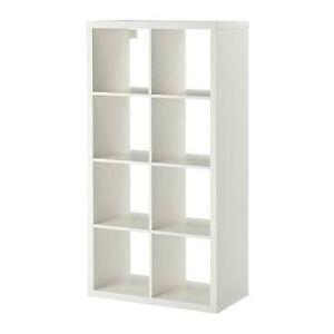 EXPEDIT shelves White 4x2 Fairfield Darebin Area Preview
