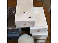 IPHONE8 RED COLOUR 64GB APPLE WARRANTY NEW BOXED