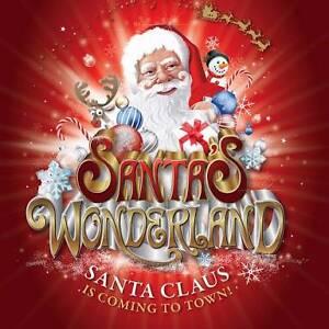 WANTED santas wonderland tickets 2 or 3 Onkaparinga Hills Morphett Vale Area Preview