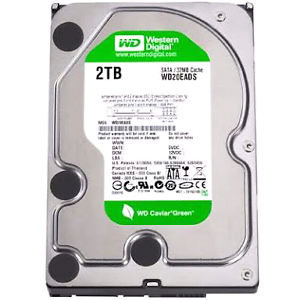 2TB WD Green HDD South Lake Cockburn Area Preview