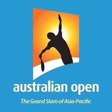 Ground pass for Australian open tennis x2 Cronulla Sutherland Area Preview