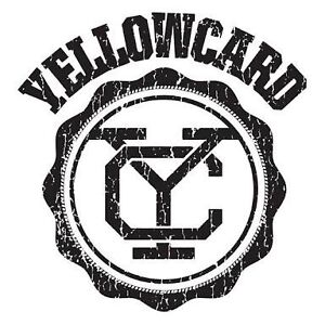 x2 Yellowcard tickets Ridgehaven Tea Tree Gully Area Preview