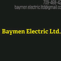 Baymen Electric Ltd. - Licensed and Certified