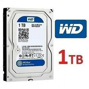 NEW WD 1TB 3.5 INTERNAL HARD DRIVE WD10EZEX 246960423 WESTERN DIGITAL HARD DRIVE HDD PC COMPUTERS PART FACTORY SEALED