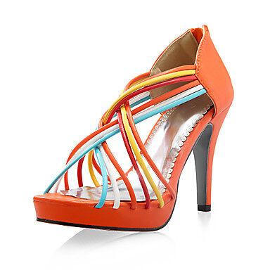 sandales tricolores