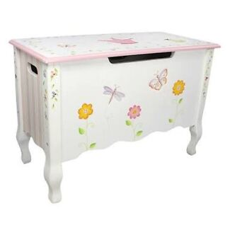 Teamson - Princess and Frog Toy Chest