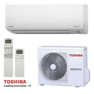 ON SPECIAL Brand New TOSHIBA 2.5kw/3.2kw Air conditioner Melbourne CBD Melbourne City Preview