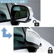 Hilux sr5 2016 auto mirror folding and window up Townsville Townsville City Preview
