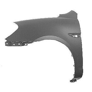 New Painted 2007-2011 Hyundai Accent Hatchback Fender