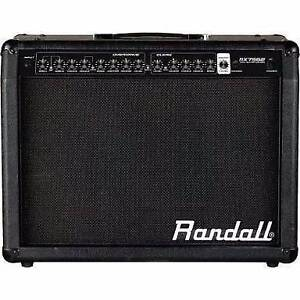 Randall Guitar Amplifier Combo Amp Speaker Reverb 75W 12 Inch Beeliar Cockburn Area Preview