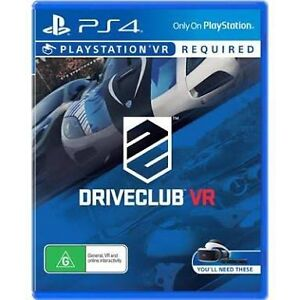 Playstation VR DriveClub Denistone Ryde Area Preview