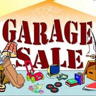 Huge GARAGE SALE this Saturday 8-5pm