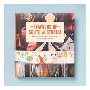 Flavours of South Australia book Lockleys West Torrens Area Preview