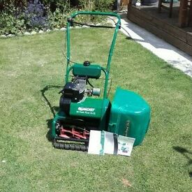 Qualcast lawnmower classic 35s