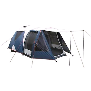 Oztrail 12 man tent, air mattress, sleeping bag, sink/ game table Midland Swan Area Preview