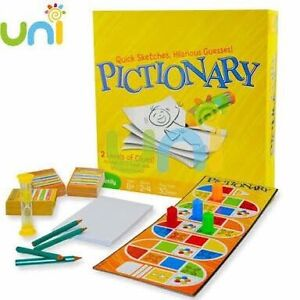 Pictionary board game Upper Coomera Gold Coast North Preview