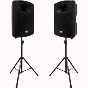 HIRE Speakers Perth Perth City Area Preview
