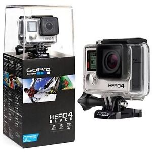 BRAND NEW SEALED GOPRO HERO 4 BLACK EDITION Capalaba West Brisbane South East Preview