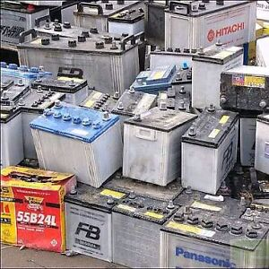 WANTED OLD BATTERIES Cessnock Cessnock Area Preview