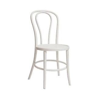 $7 Wooden BENTWOOD & CROSS BACK Wedding Chair Hire SPECIAL