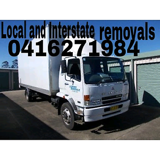 Interstate specialist in removals services with 2guys