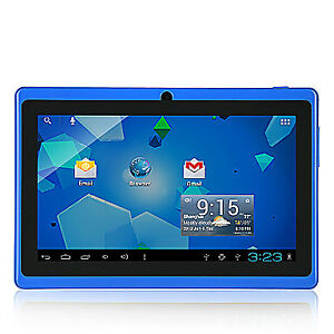 """Tablet Android 7""""  Seulement 59$"""