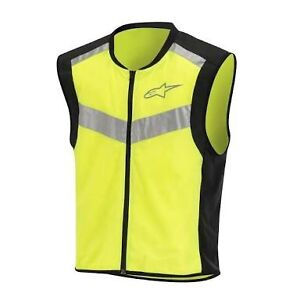 Brand New Alpine Stars High Visibility Vest (Medium) RRP: $95 Eltham Nillumbik Area Preview