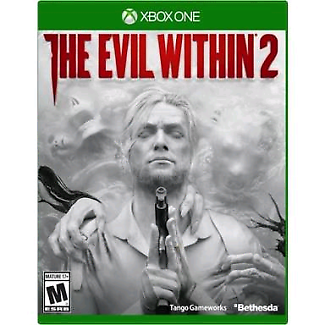 The Evil Within 2 xbox one Brand new
