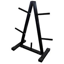 Wanted: Standard Weight Plate Tree Stand or Rack Carseldine Brisbane North East Preview