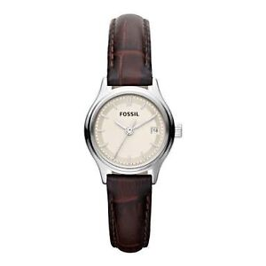 Quick Sale Fossil Leather strap antique style Classic watch BNIB Perth Perth City Area Preview
