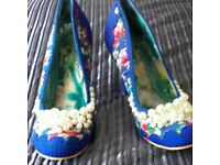 Designer shoes size 5