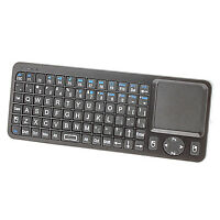 Mini 2.4G USB Wireless Keyboard Mouse with Touchpad