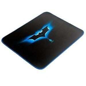 Blue Bat Gaming Mouse Pad Locked Edge (12X10 Inch)