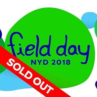 2x FIELD DAY TICKET SALE $600